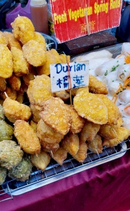 Fried Durian!