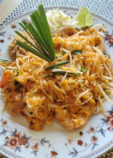 Of course, Pad Thai.