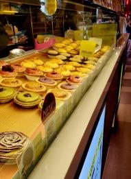 Durian flavor was very rich.