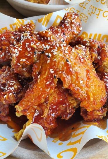 Don Chicken: Korean Spicy Fried Chicken