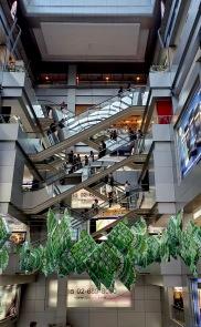 MBK centers multiple floors.