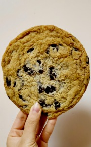 Large cookie from Stella's Grocery.