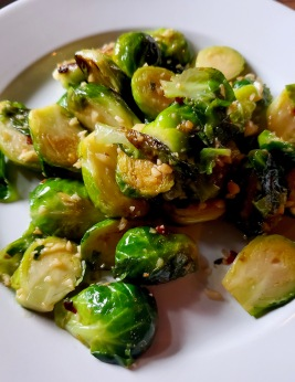 Brussel sprouts done right!